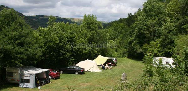 Campsite domaine la libaudi for Camping gorges du tarn piscine