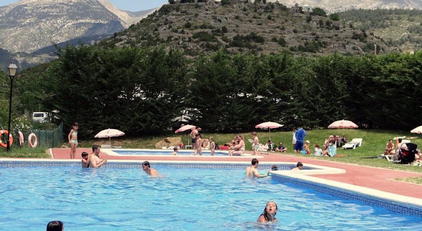 Campsite Cadí Vacances