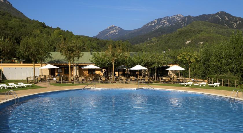 Bassegoda Park   Girona. Camp Des Dunes