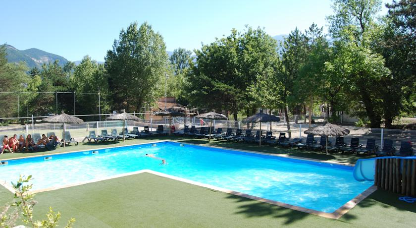 Campsite Club La Pinède