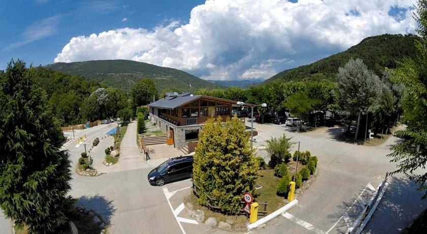 Campsite Vall de Camprodon