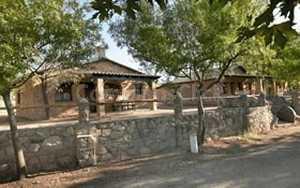 Campsite Las Cañadas