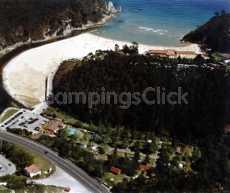 Campsite Playa de la Franca