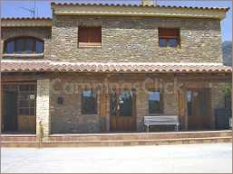 Campsite Vall d'ager