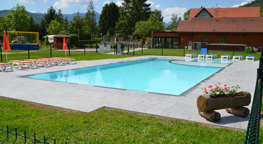 Campsite Les Bouleaux