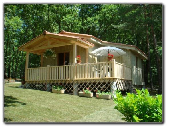 Parc Residentiel De Loisirs Fompoutreau