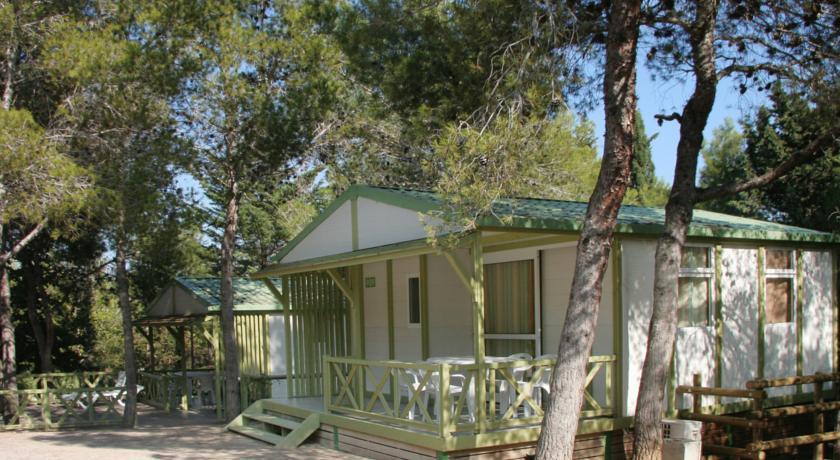 Campsite Vilanova Park