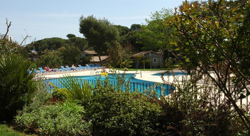 Campsite Bungalow Park Sant Pol