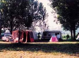 Campsite Les Magnanas