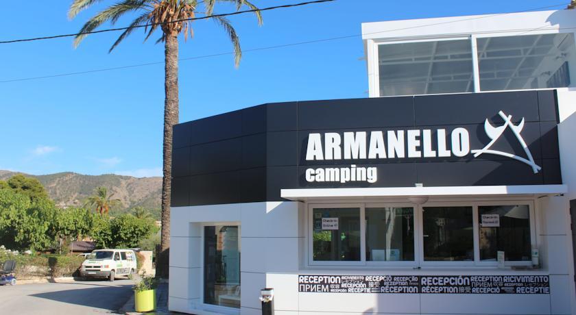 Campsite Armanello