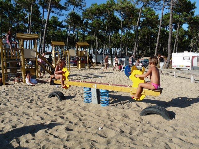 Campsite L'amelie-plage