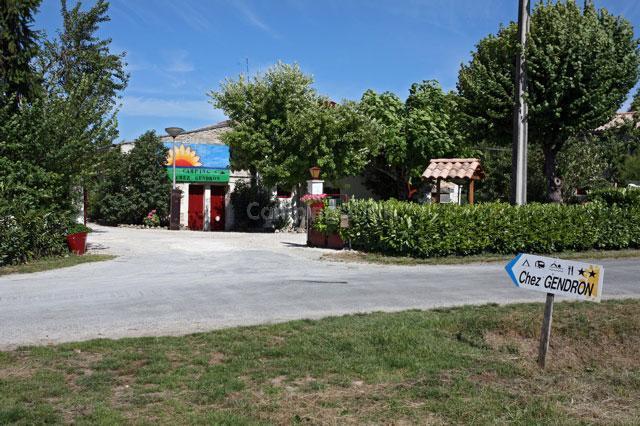Campsite Chez Gendron