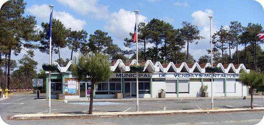 Campsite Municipal De Montalivet