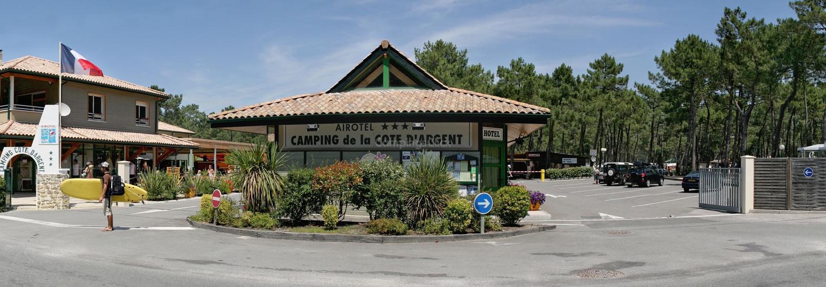 AIROTEL Campsite De La Cote D'argent
