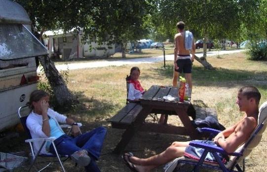 Campsite La Rochade