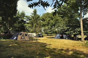 Campsite Le Moulin Saint Laurent