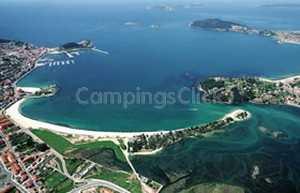Campsite Bayona Playa