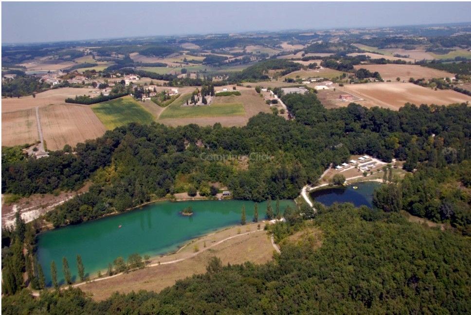 Campsite Les 2 Lacs