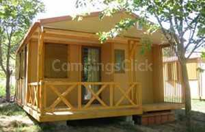 Campsite Prados Abiertos
