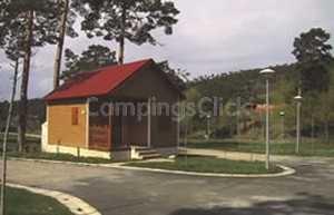 Campsite Arlanza