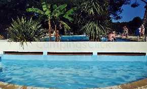 Campsite Domaine de Labadan