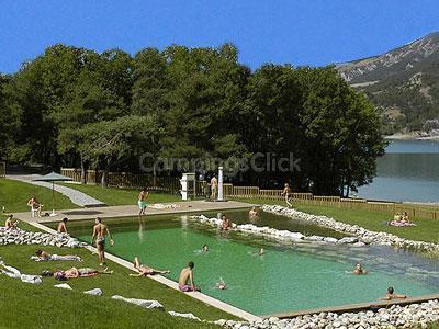 Campsite Le Lac