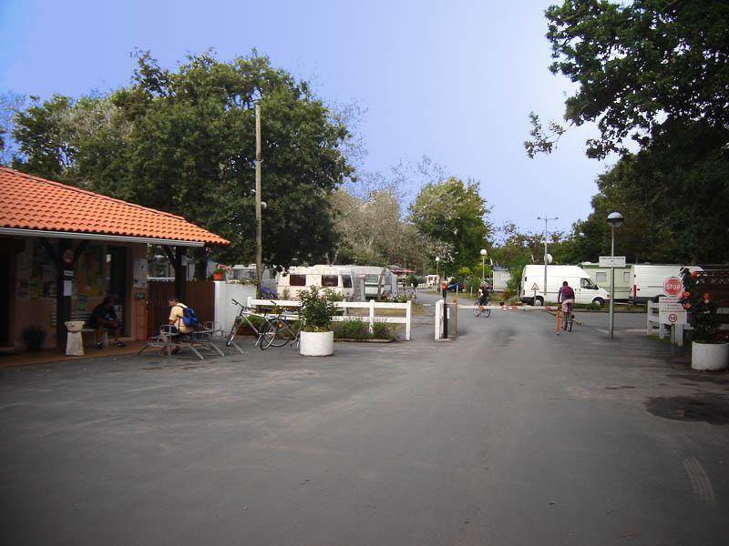 Campsite Les Chenes