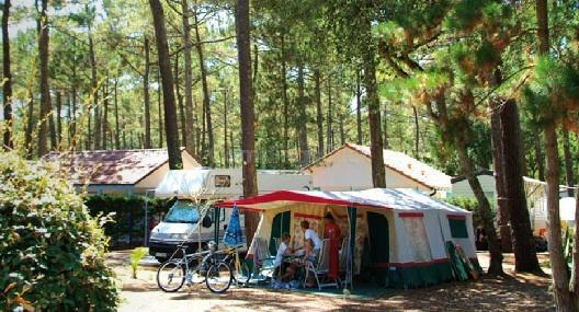 Campsite Domaine De La Marina