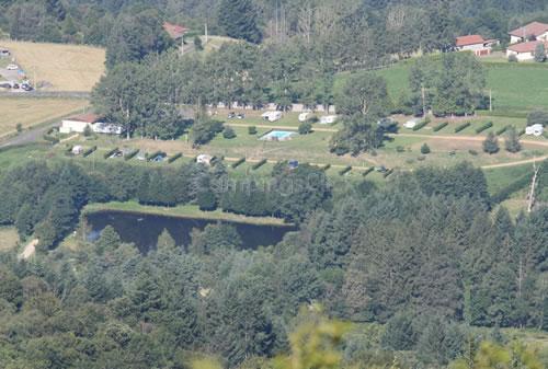 Campsite Grun De Chignore