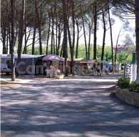 Campsite Costa Brava
