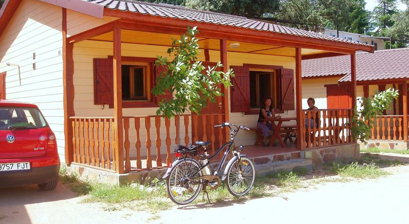 Campsite Lago Barasona