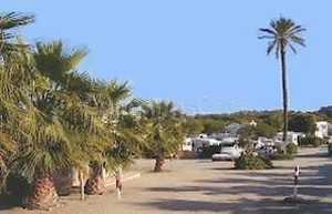 Campsite Cuevas Mar