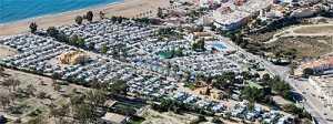 Campsite Playa de Mazarrón