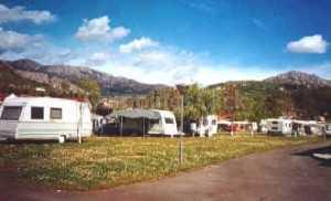 Campsite Sella