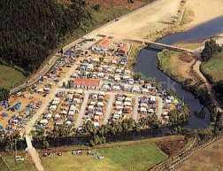 Campsite Costa Verde