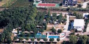Campsite Rio Ulla