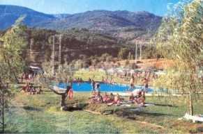 Campsite Godoy