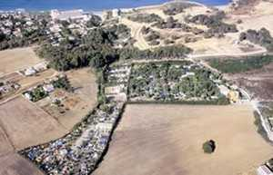 Campsite Fuente Del Gallo
