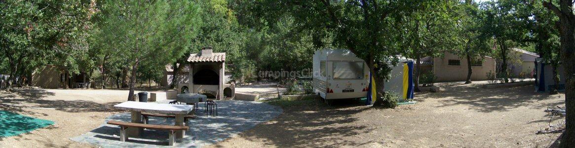 Campsite aire naturelle Balanea