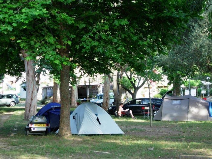 Campsite D'olzo
