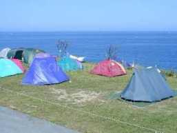 Campsite Faro De Higuer