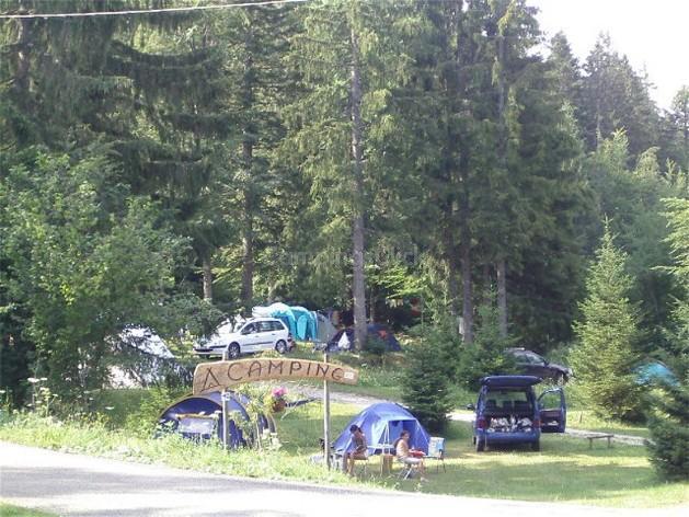 Campsite Chalet du Bugnon
