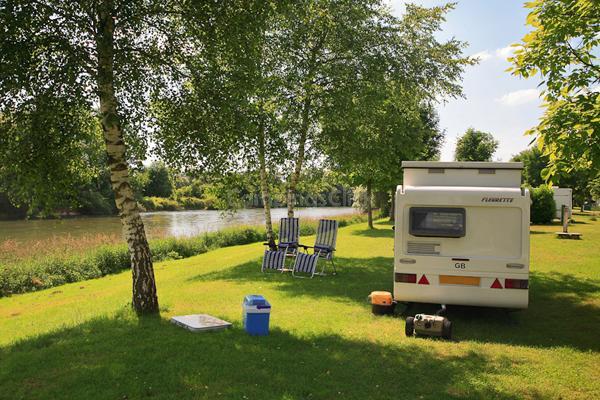 Campsite De La Plage Blanche