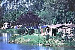 Campsite des 2 Rivières
