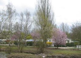 Campsite Les Fontaines