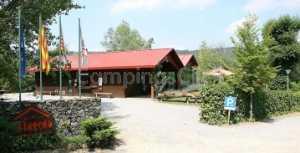 Campsite La Fageda