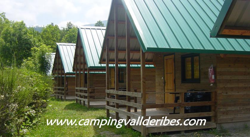 Campsite Vall De Ribes