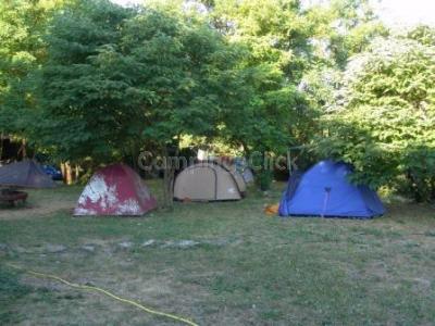 Campsite Le Revel