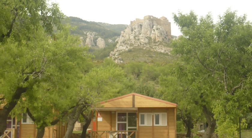 Campsite Castillo De Loarre