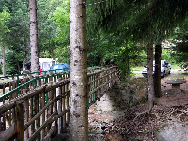 Campsite Le Therondel